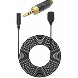 Deity W.Lav DA35 Bundle Omnidirectional Lavalier Microphone with Microdot to Locking 3.5mm TRS Adapter