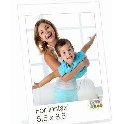 Deknudt S58RL1V 5.5x8.6cm Resin Frame transparent plexi okvir za instax fotografije