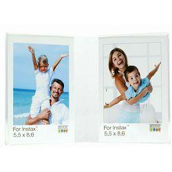 Deknudt S58RL2 H2V 2x5.5x8.6cm Resin Frame transparent plexi okvir za instax fotografije