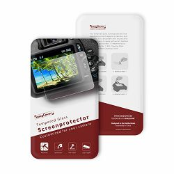 Discovered easyCover LCD Tempered Glass Screen protector zaštita ekrana za Canon EOS 80D, 6D II, 77D, 70D (GSPC80D)