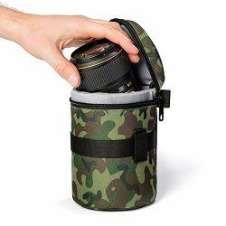 Discovered Easy Cover Lens Bag 85x150mm Camouflage kamuflažna torbica za objektiv (ECLB150C)