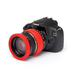 Discovered Easy Cover Lens Rims 52mm crveni zaštitni gumeni prsten za objektive (ECLR52R)
