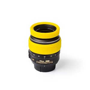 Discovered Easy Cover Lens Rims 58mm žuti zaštitni gumeni prsten za objektive (ECLR58Y)