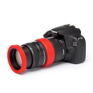 Discovered Easy Cover Lens Rims 62mm crveni zaštitni gumeni prsten za objektive (ECLR62R)