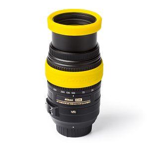 Discovered Easy Cover Lens Rims 67mm žuti zaštitni gumeni prsten za objektive (ECLR67Y)