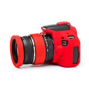 Discovered easyCover Lens Rims 72mm crveni zaštitni gumeni prsten za objektive (ECLR72R)