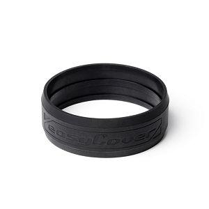 Discovered Easy Cover Lens Rims 77mm crni zaštitni gumeni prsten za objektive (ECLR77)