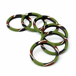 Discovered Easy Cover Lens Rims 77mm Camouflage kamuflažni zaštitni gumeni prsten za objektive (ECLR77C)