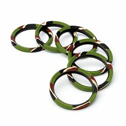 Discovered easyCover Lens Rims 77mm Camouflage kamuflažni zaštitni gumeni prsten za objektive (ECLR77C)