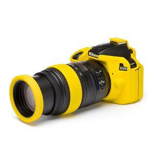 Discovered Easy Cover Lens Rims 77mm žuti zaštitni gumeni prsten za objektive (ECLR77Y)