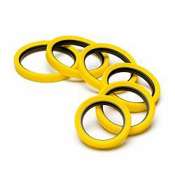 Discovered Easy Cover Lens rings in yellow žuti fleksibilni zaštitni prsten za objektiv (One flexible size) (EC2LRY)