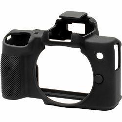 Discovered easyCover za Canon EOS M50 Black crno gumeno zaštitno kućište camera case + LCD folija (ECCM50B)