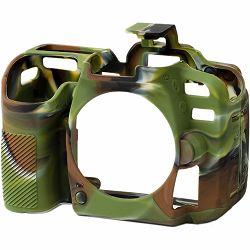 Discovered Easy Cover za Nikon D7500 Camouflage + 2x LCD folija kamuflažno gumeno zaštitno kućište camera case (ECND7500C)