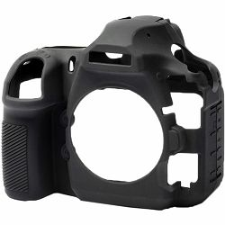 Discovered Easy Cover za Nikon D850 Black + 2x LCD folija crno gumeno zaštitno kućište camera case (ECND850B)