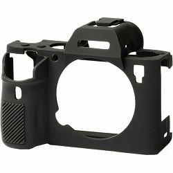 Discovered Easy Cover za Sony A9 i A7R III Black + 2x LCD folija crno gumeno zaštitno kućište camera case (ECSA9B)