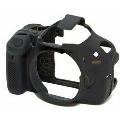 Discovered easyCover za Canon EOS 600D Black crno gumeno zaštitno kućište camera case (ECC600DB)