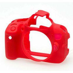 Discovered easyCover za Canon EOS 700D i 650D crvena gumeno zaštitno kućište camera case (ECC650DR)