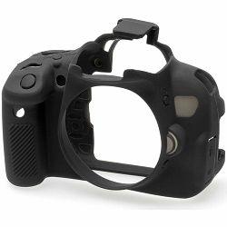 Discovered easyCover za Canon EOS 700D i 650D Black crno gumeno zaštitno kućište camera case (ECC650DB)