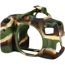 Discovered easyCover za Canon EOS 750D Camouflage kamuflažno gumeno zaštitno kućište camera case (ECC750DC)