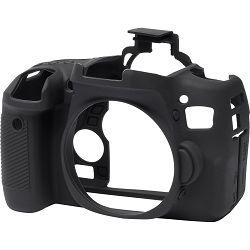 Discovered easyCover za Canon EOS 760D Black crno gumeno zaštitno kućište camera case (ECC760DB)