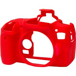 Discovered easyCover za Canon EOS 760D crvena boja Red gumeno zaštitno kućište camera case (ECC760DR)