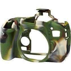 Discovered easyCover za Canon EOS 760D Camouflage kamuflažno gumeno zaštitno kućište camera case (ECC760DC)