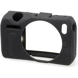 Discovered easyCover za Canon EOS M Black crno gumeno zaštitno kućište (ECCMB)
