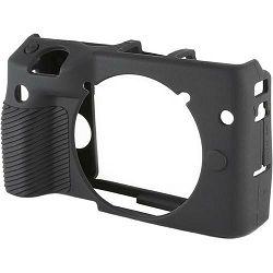 Discovered easyCover za Canon EOS M3 Black crno gumeno zaštitno kućište camera case (ECCM3B)