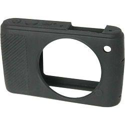 Discovered easyCover za Nikon 1 J4 Black crno gumeno zaštitno kućište camera case (ECNJ4B)