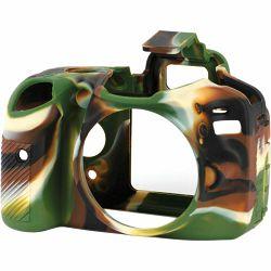 Discovered easyCover za Nikon D3200 Camouflage kamuflažno gumeno zaštitno kućište camera case (ECND3200C)