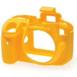 Discovered easyCover za Nikon D3400 i D3300 Yellow žuto gumeno zaštitno kućište camera case (ECND3300Y)
