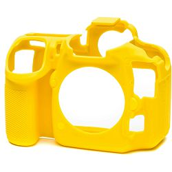 Discovered easyCover za Nikon D5300 žuta gumeno zaštitno kućište camera case (ECND5300Y)