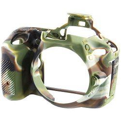 Discovered easyCover za Nikon D5600 i D5500 Camouflage kamuflažno gumeno zaštitno kućište camera case (ECND5500C)