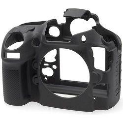 Discovered easyCover za Nikon D800 D800E Black crno gumeno zaštitno kućište camera case (ECND800B)