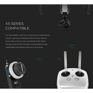 DJI Focus (With a remote controller) Wireless Follow Focus System
