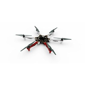 DJI Frame wheel F550 Multirotor dron Hexacopter Flying Platform