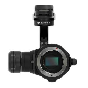 DJI Inspire 1 Spare Part 1 Zenmuse X5 gimbal & camera (No lens)