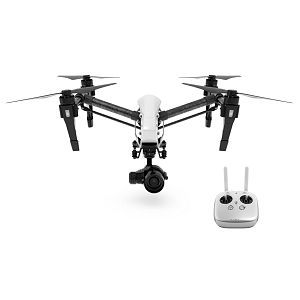 DJI Inspire 1 PRO (with single Remote Controllers and lens) Quadcopter with 4K Camera and 3-Axis Gimbal