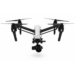 DJI Inspire 1 RAW Quadcopter (with two Remote Controllers, Zemuse X5R 4K camera, 15mm f/1.7 lens and 512GB SSD) dron za snimanje iz zraka