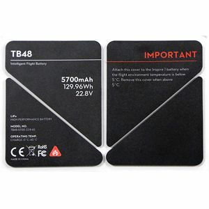 DJI Inspire 1 Spare Part 51 TB48 Battery Insulation Sticker