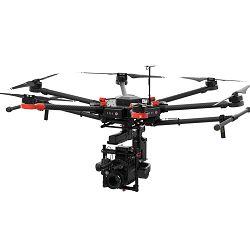 DJI Matrice 600 dron + M600 Battery Case + M600 DJI Hex Charger