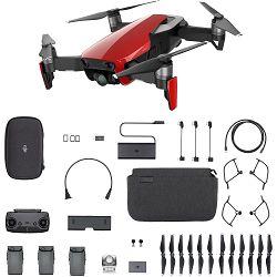 DJI Mavic Air Fly More Combo Flame Red Quadcopter dron za snimanje iz zraka s 4K UHD kamerom i 3-Axis 3D gimbal stabilizacijom