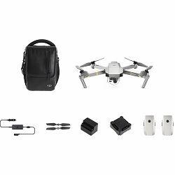 DJI Mavic Pro Platinum Combo Quadcopter dron za snimanje iz zraka s 4K UHD kamerom i 3D gimbal stabilizacijom