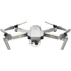 DJI Mavic Pro Platinum Quadcopter dron za snimanje iz zraka s 4K UHD kamerom i 3D gimbal stabilizacijom