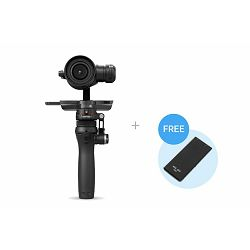 DJI Osmo RAW Combo Zemuse X5R 4K camera and 3-Axis Gimbal stabilizator