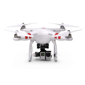DJI Phantom 2 RTF V2.0.4 Quadcopter with Zenmuse H4-3D EDITION 3-Axis Gimbal (nova verzija)