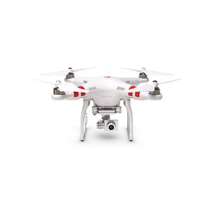 DJI Phantom 2 Vision+ V3.0 Quadcopter RTF with 3-Axis Gimbal-Stabilized 14MP 1080p Camera Zenmuse H3-3D + Extra Battery Bundle