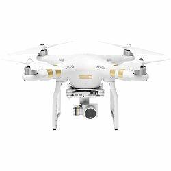DJI Phantom 3 4K dron quadcopter + 4K kamera + 3D gimbal