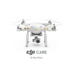 DJI Phantom 3 Advanced DJI CARE Code 1-Year Plan version kasko osiguranje za dron