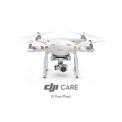 DJI Phantom 3 Advanced DJI CARE Code 1-Year Plan version kasko osiguranje za dron